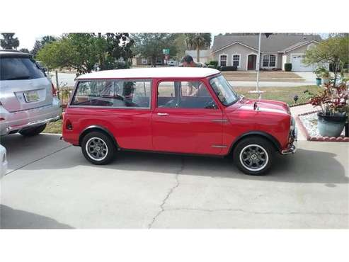 1977 MINI Cooper for sale in Cadillac, MI