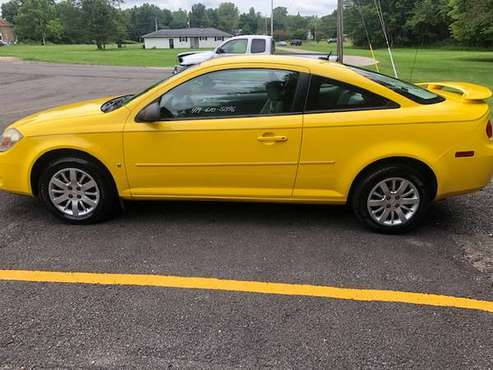 2009 CHVROLET COBALT LS for sale in Mansfield, OH