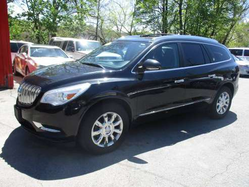 2013 Buick Enclave CXL-nav, sunroof,dvd, 3rd row seat- for sale in Haverhill, MA