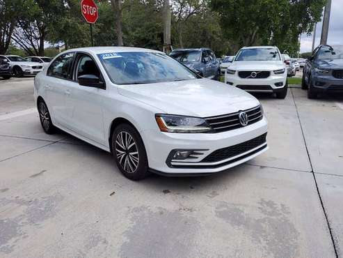 2018 *Volkswagen* *Jetta* *1.4T Wolfsburg Edition Autom - cars &... for sale in Coconut Creek, FL