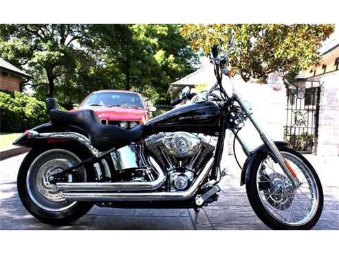 2008 Harley-Davidson Softail for sale in Cadillac, MI