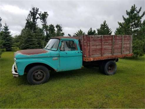 1965 Ford F350 for sale in Cadillac, MI