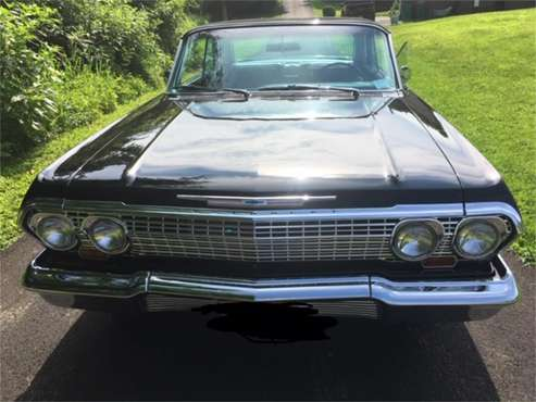 1963 Chevrolet Impala SS for sale in Hopewell Jct., NY