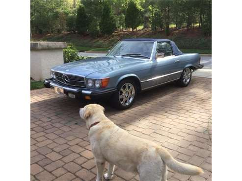 1985 Mercedes-Benz 380SL for sale in Asheville, NC