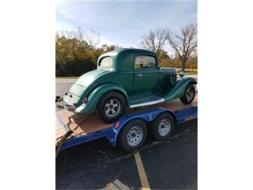 1933 Chevrolet Street Rod for sale in Mundelein, IL