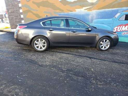 2012 Acura TL/6 AT with Tech Package SPECIAL PRICE for sale in st joseph, MO