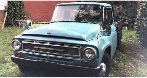 1968 International 1200 series Pickup Flatbed for sale in Bellingham, WA