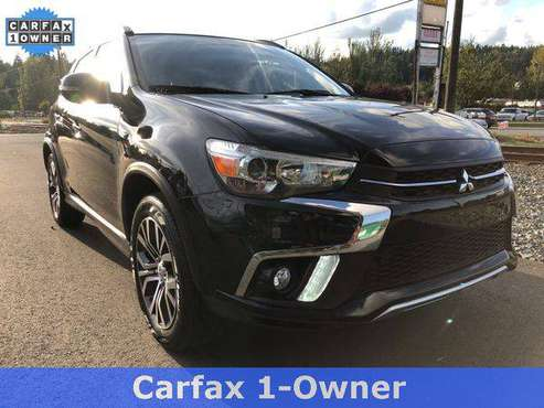 2018 Mitsubishi Outlander Sport SEL Model Guaranteed Credit Approva for sale in Woodinville, WA