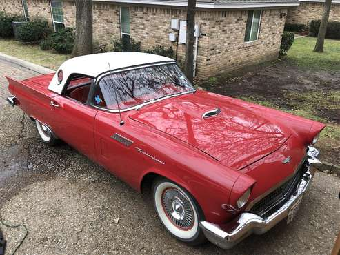 1957 Ford Thunderbird for sale in Denton, TX