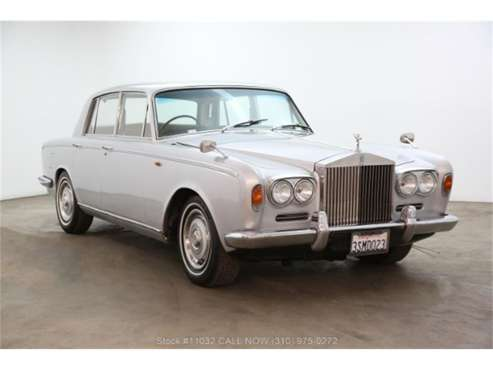 1967 Rolls-Royce Silver Shadow for sale in Beverly Hills, CA