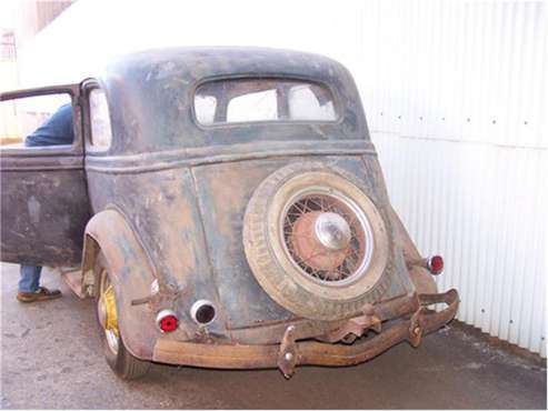 1934 Ford Victoria for sale in Lynchburg, VA