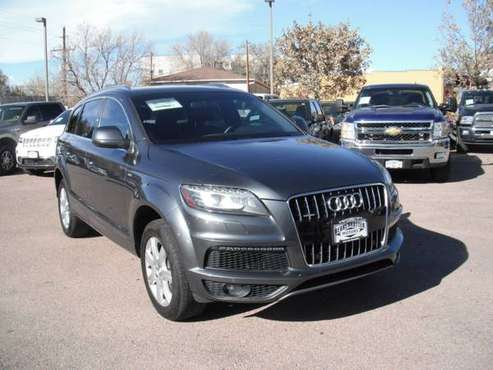 2011 Audi Q7 3.0 quattro TDI Prestige for sale in Brighton, CO