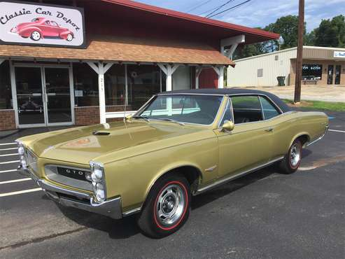 1966 Pontiac GTO for sale in Clarksville, GA