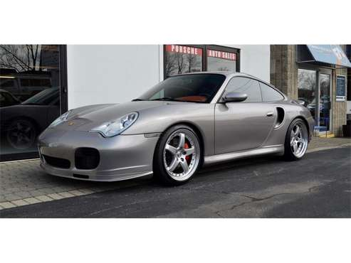 2001 Porsche 911 Turbo for sale in West Chester, PA