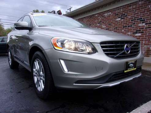 2015 Volvo XC60 T5 Premier AWD, 85k Miles, Grey/Tan, Navi, Huge P Roof for sale in Franklin, VT