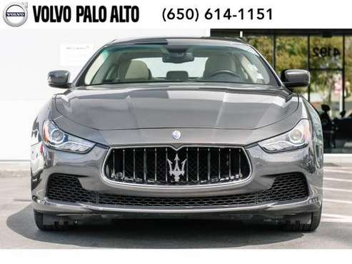 2014 Maserati Ghibli S Q4 - sedan for sale in Palo Alto, CA