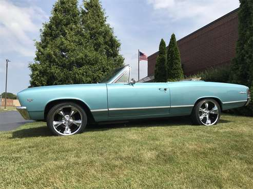 1967 Chevrolet Chevelle for sale in Geneva, IL