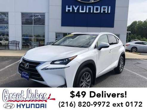 2016 Lexus NX wagon 200t for sale in Streetsboro, OH