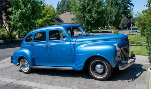 1941 Plymouth with 283cui Chevy Engine for sale in Vancouver, OR