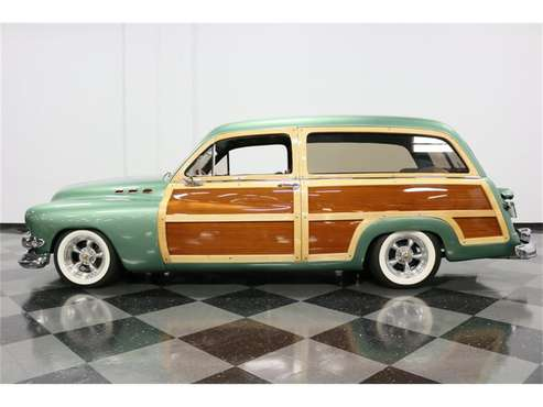 1951 Mercury Woody Wagon for sale in Ft Worth, TX