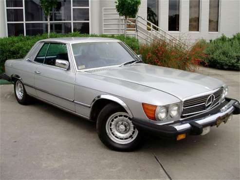 1981 Mercedes-Benz 380 for sale in Cadillac, MI