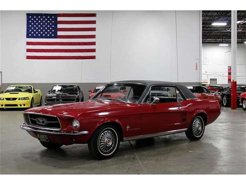 1967 Ford Mustang for sale in Kentwood, MI
