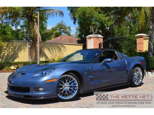 2011 Chevrolet Corvette for sale in Sarasota, FL
