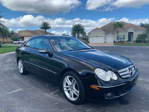 2006 Mercedes Benz CLK350 *Low Miles* for sale in Cocoa, FL