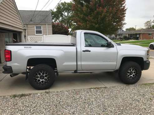 2017 Chevy Silverado for sale in Berkley, MI