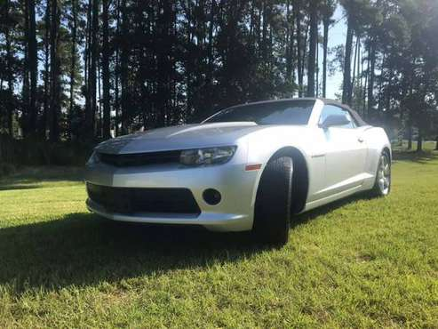 2014 CHEVROLET CAMARO CONVERTIBLE for sale in Valdosta, GA