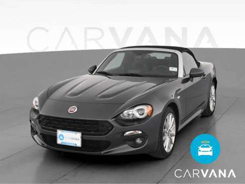 2017 FIAT 124 Spider Lusso Convertible 2D Convertible Gray - FINANCE... for sale in Seffner, FL