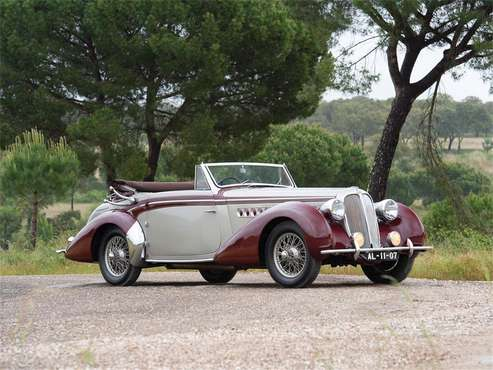 1939 Delahaye 135M for sale in Monteira
