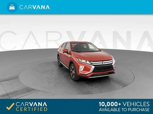 2018 Mitsubishi Eclipse Cross SE Sport Utility 4D hatchback RED - for sale in Phoenix, AZ
