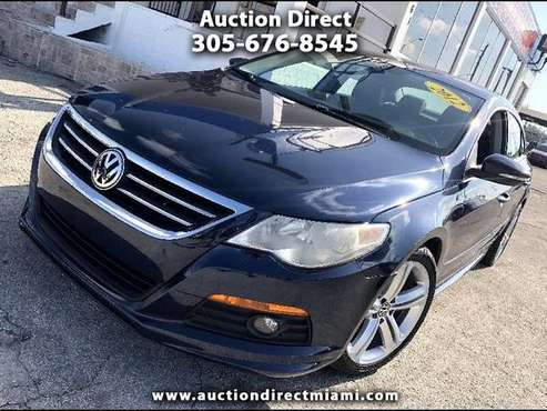 2012 Volkswagen CC $499 DOWN!EVERYONE DRIVES! - cars & trucks - by... for sale in Miaimi, FL