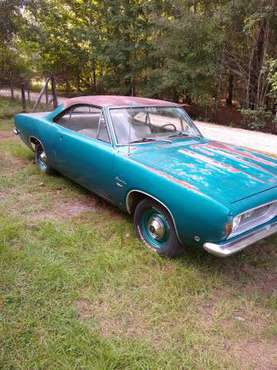 Sold 1968 Plymouth Barracuda for sale in Pearl River, LA