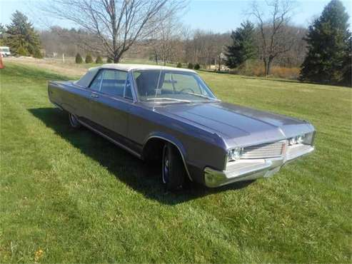 1968 Chrysler New Yorker for sale in Cadillac, MI