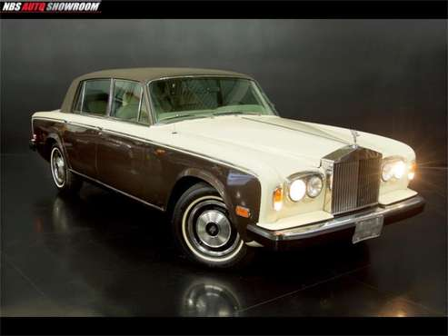 1978 Rolls-Royce Silver Wraith II for sale in Milpitas, CA