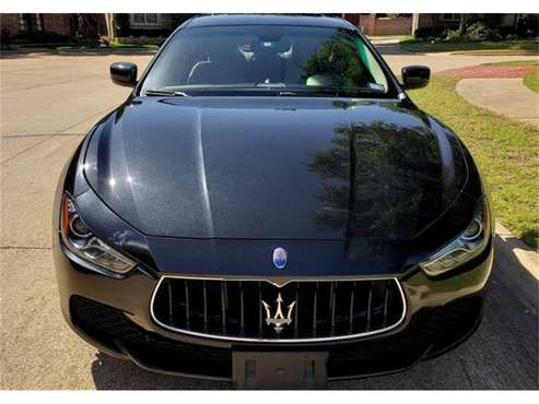 2014 Maserati Ghibli for sale in Cadillac, MI