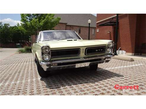 1965 Pontiac GTO for sale in Lewisville, TX