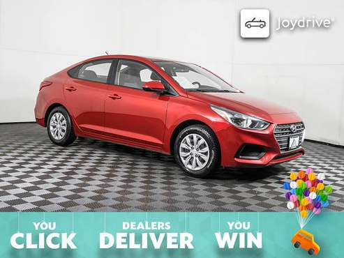 2019-Hyundai-Accent-SE - cars & trucks - by dealer - vehicle... for sale in PUYALLUP, WA