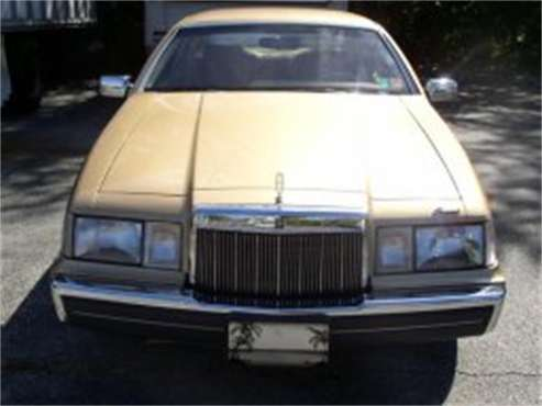 1984 Lincoln Mark VII for sale in Lansdowne, PA
