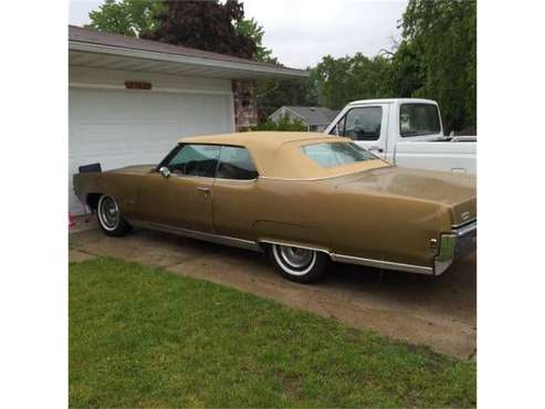 1969 Oldsmobile 98 for sale in Cadillac, MI