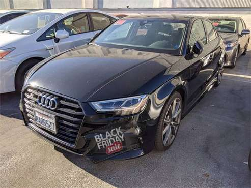 2018 Audi S3 - cars & trucks - by dealer - vehicle automotive sale for sale in Culver City, CA