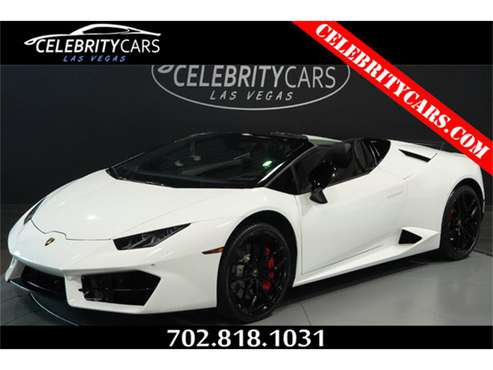 2017 Lamborghini Huracan for sale in Las Vegas, NV