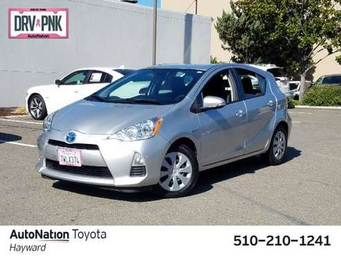 2014 Toyota Prius c Two SKU:E1570823 Hatchback for sale in Hayward, CA