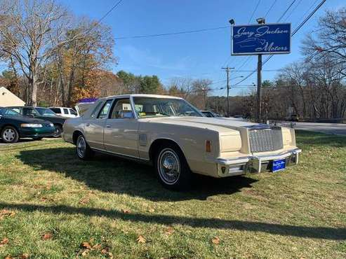 1979 Chrysler New Yorker Fifth Avenue 4dr Sedan - cars & trucks - by... for sale in North Oxford, MA