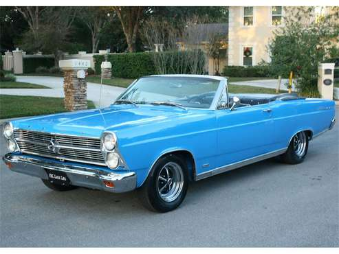 1966 Ford Fairlane for sale in Lakeland, FL