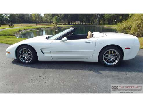 2004 Chevrolet Corvette for sale in Sarasota, FL