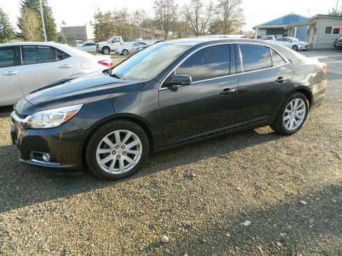 2015 Chevrolet Chevy Malibu LT Sedan 4Dr - EXTRA CLEAN!! EZ... for sale in Yelm, WA
