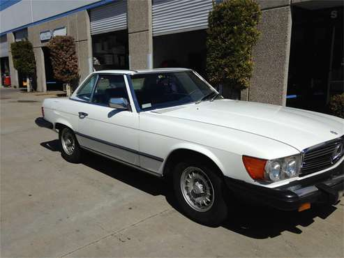 1980 Mercedes-Benz 450SL for sale in Spring Valley, CA